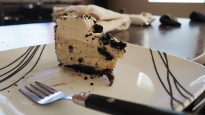 Cookies and Cream Pie!